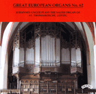 »Great European Organs No. 62«